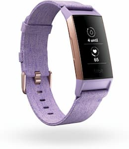 Fitbit Charge v3 Lavender